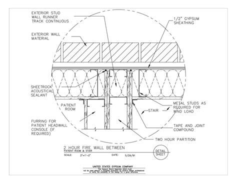 gypsum ceiling section detail usg design studio gypsum board download details