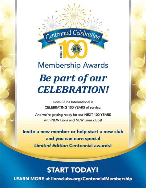 centennial celebration celebrate centennial pinterest celebrations centennial celebration membership awards single