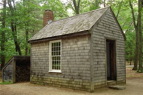 Thoreaus Cabin by Thoreau S Cabin Flickr Photo