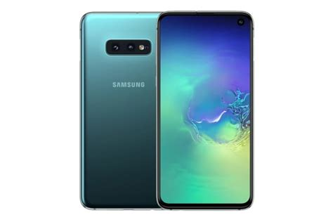 Hp Samsung Galaxy S10e by Samsung Galaxy S10e Dual Sim 6gb Ram 128gb Prism Green Kogan