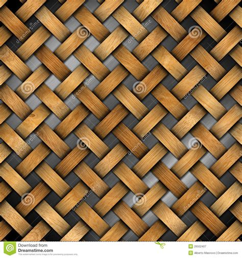 braided wooden background royalty free stock photography
