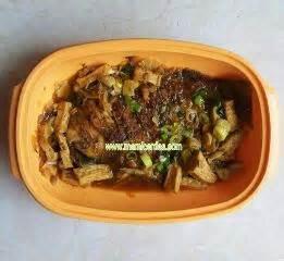 Kompor Inova resep mudah praktis gurami masak tahu tauco tausi
