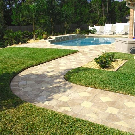 Patio Interlocking Pavers Pavers Evopavers