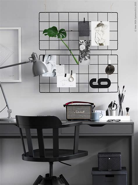 Cool Things For Your Office Desk Cool Stuff Ikea Alex Desk