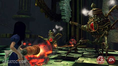 alice madness returns review  playstation  ps