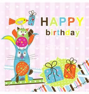 card invitation design ideas template birthday greeting card vector animal design gifts pattern