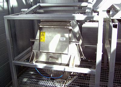 Lag016 Luggage Model Pin 3d cad models pin profile big bag emptying station