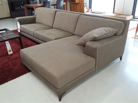 divano italiano ditre italia divano morrison divani con chaise longue