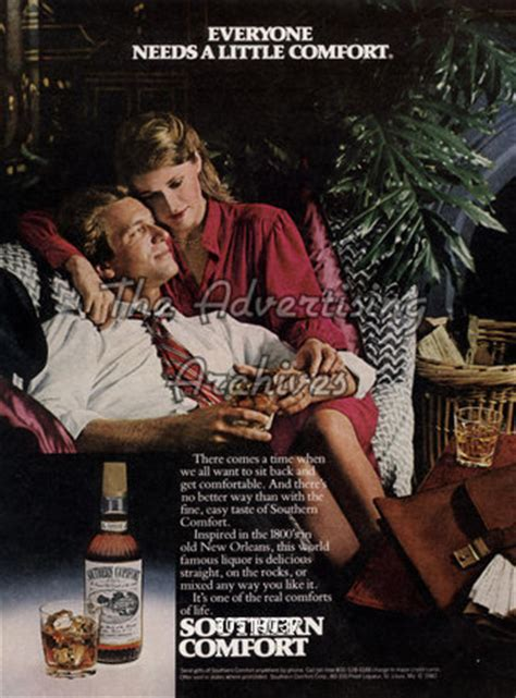 southern comfort magazine the advertising archives magazine advert southern