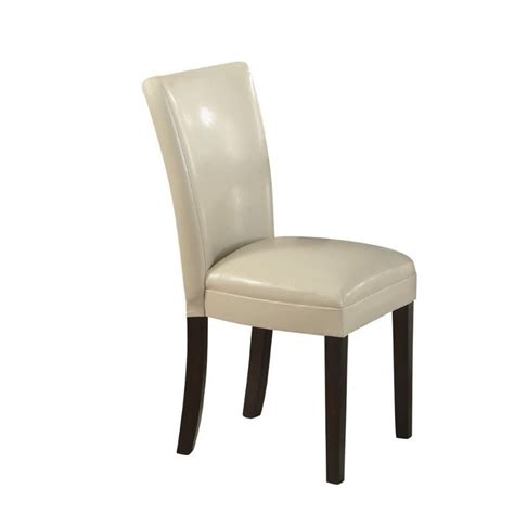 coaster upholstered dining chair in 102264