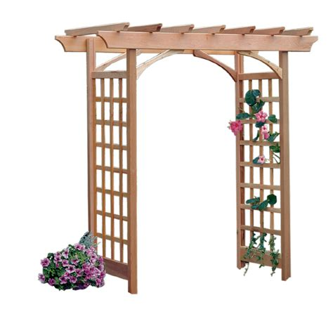 Garden Arbor Lowes by 17 Best Images About Pergolas On Planters Decks