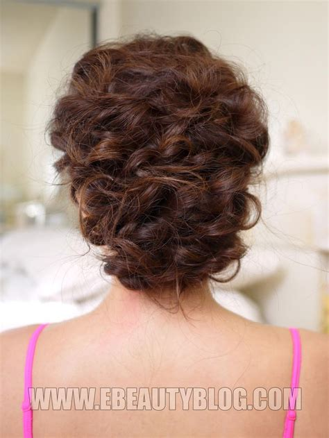 ebeautyblog easy updo hair tutorial hair