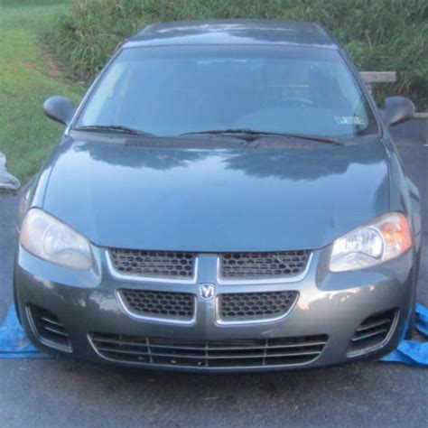2005 dodge stratus engine dodge stratus sxt 2005 interior fairly clean needs
