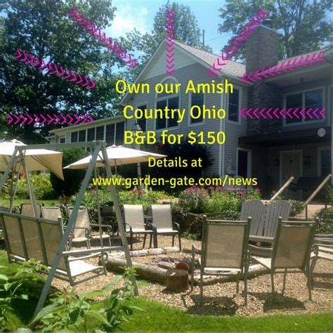 Amish Country Ohio Bed And Breakfast by 17 Best Images About Specials Events In Amish Country