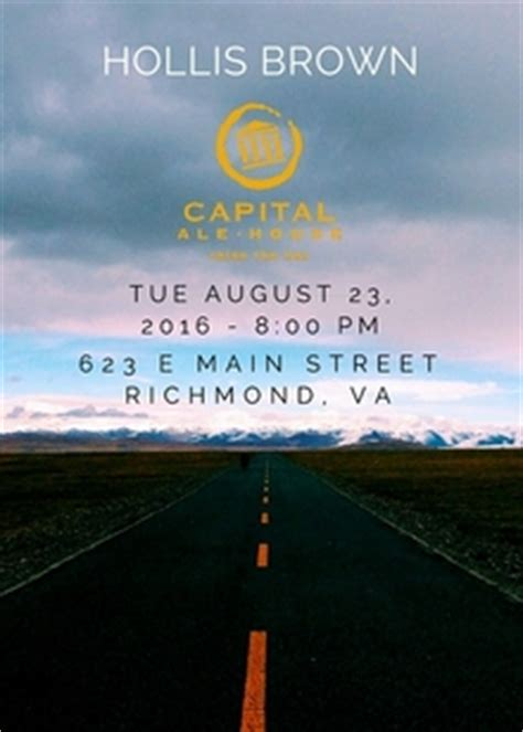 capital ale house music hall capital ale house music hall richmond tickets for concerts music events 2018