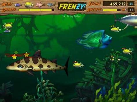 let's play feeding frenzy 2 10 levels 33 36 (no