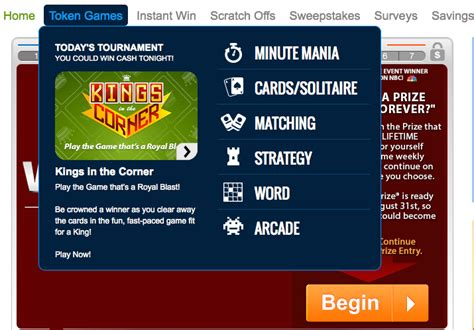 Pch Free Token Games - want free games tokens check out the new games tab at pch pch playandwin blog