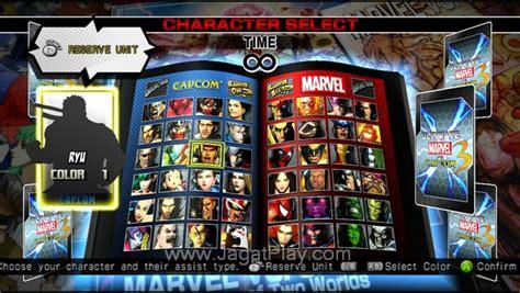 film marvel apa saja review ultimate marvel vs capcom 3 versi repackage dengan