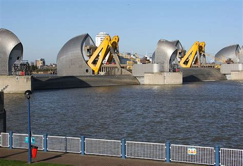 thames barrier closure event thames barrier has closed 29 times in past 10 weeks to