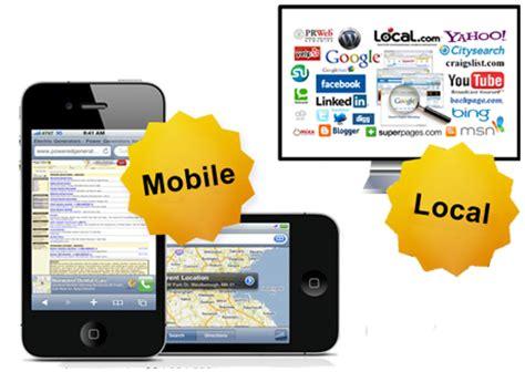 mobile web marketing mobile get listed vancouver mobile web design bc