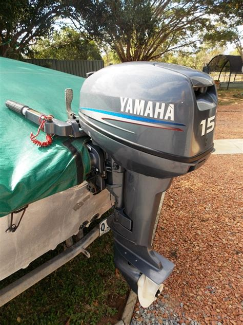 boats for sale townsville australia yamaha 15 h p outboard motor townsville boats for