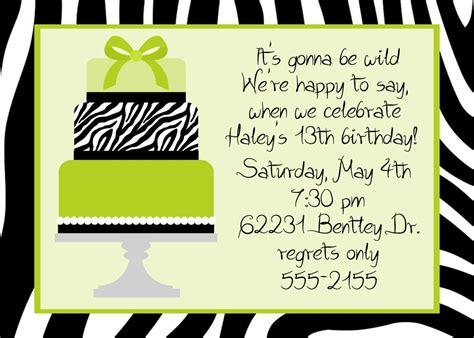 teen birthday invitations inspire design cards birthday party invitations templates