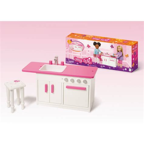 18 doll house furniture my life as 18 quot dollhouse furniture kitchen ebay