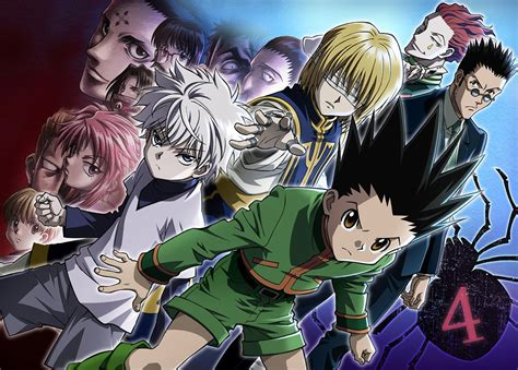 anime hunter x hunter hunter x hunter anime 20 desktop wallpaper hivewallpaper com