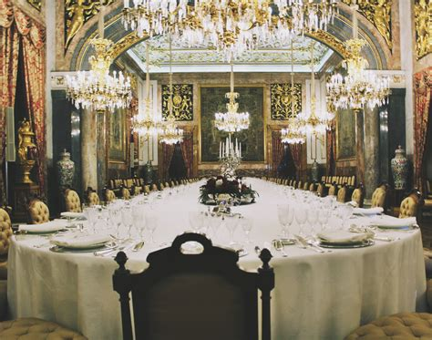 royal dining room the royal palace of madrid isa study abroad student