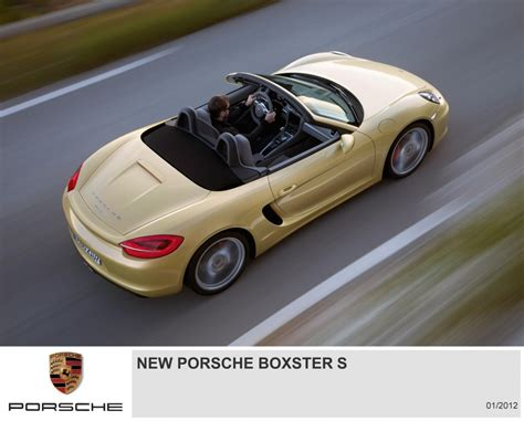 new porsche electric all new porsche boxster first official pictures