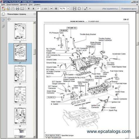 Lexus Es 300 2001 Repair Manual Download