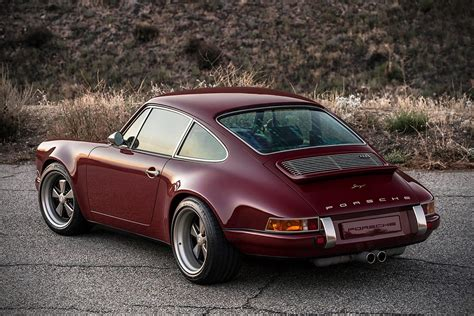 singer porsche red porsche 911 north carolina by singer vehicle design the