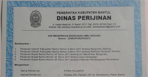 contoh surat kuasa sertifikat rumah wisata dan info sumbar