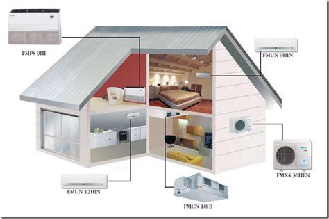 impianto condizionata casa casa moderna roma italy impianti climatizzazione