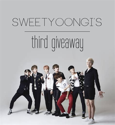 Kpop Giveaway - giveaway kpop giveaway if you re confused just shoot me a message sweetyoongi