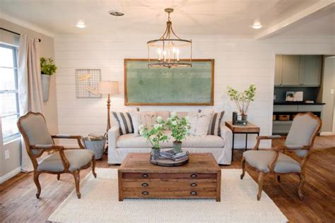 what home design app does fixer upper use decorating with shiplap ideas from hgtv s fixer upper