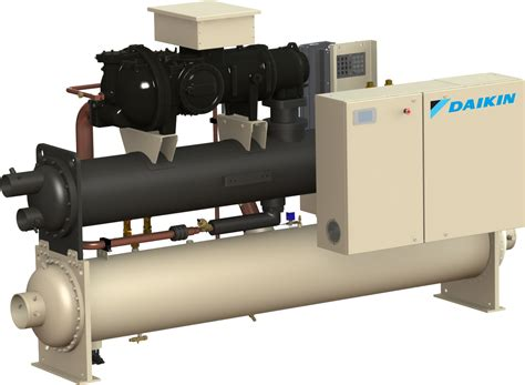 water cooled chiller daikin applied launches navigator water cooled