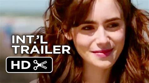 film romance love rosie love rosie official uk trailer 1 2014 lilly collins