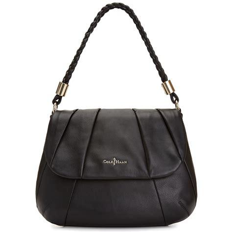 Jena Bag cole haan adele shoulder bag in black lyst
