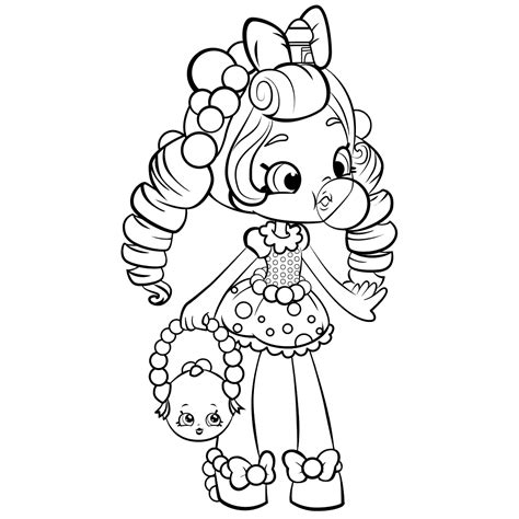 shopkins coloring pages cupcake queen shopkins coloring pages 25 coloring pages for kids