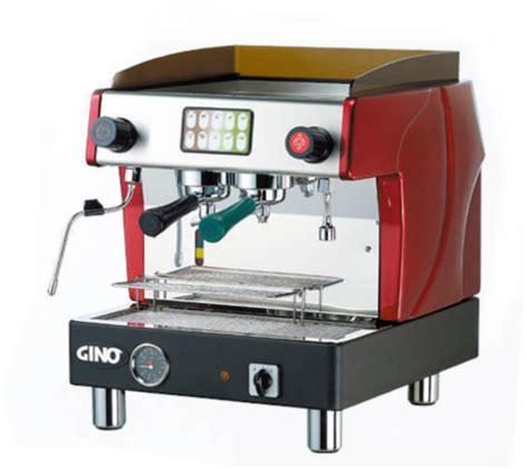 Coffee Machine Gino 咖啡機 義式咖啡機 吉諾工業 gino creation co ltd