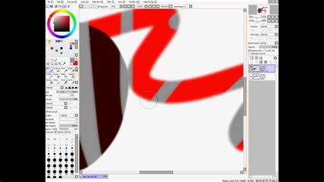 paint tool sai how to move layers tutorial 2 paint tool sai for beginners tools layers