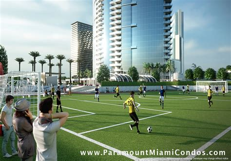paramount miami worldcenter features and amenities