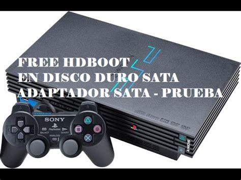 Hardisk Eksternal Ps2 500gb ps2 free hdboot 1 93 en hdd sata de 500gb
