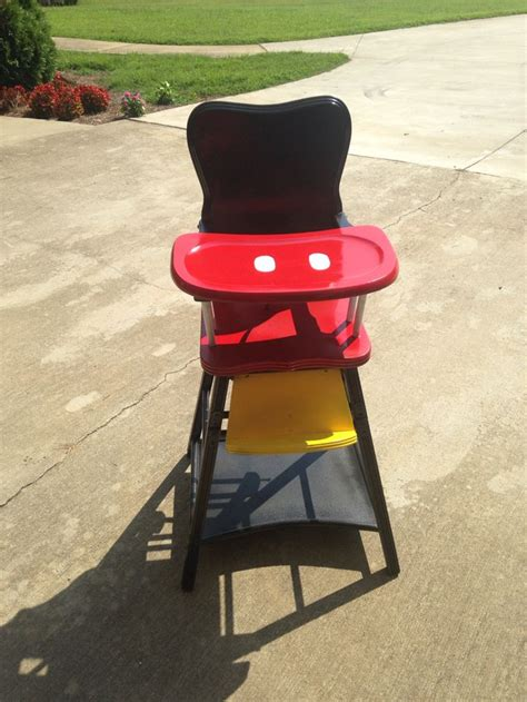 Mickey Mouse Chair Covers by 25 Best Ideas About Mickey Mouse Chair On