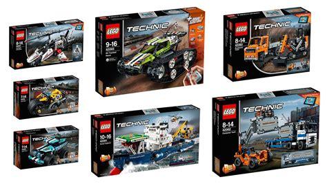 Set 2in1 new lego technic sets 2017 1st half