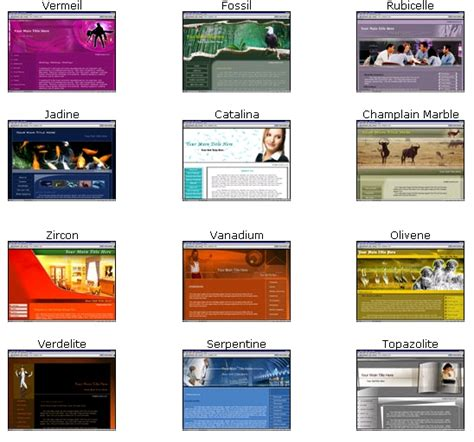 Do It Yourself Web Design 20 Software Projects Inc Do It Yourself Website Templates