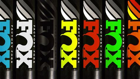 Fahrrad Aufkleber Pegasus by Fox Gets Colorful W Limited Edition 40th Anniversary