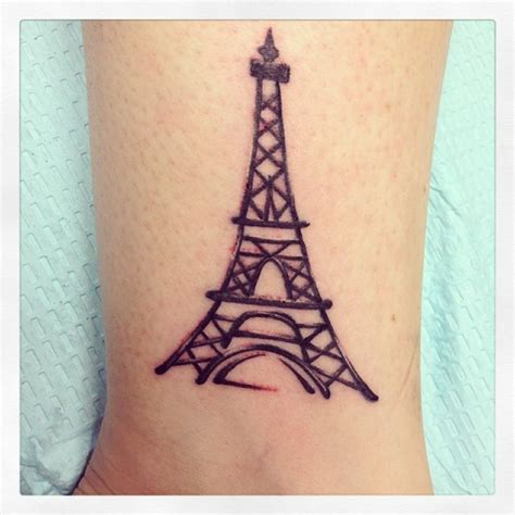 1000 ideas about eiffel tower tattoo on pinterest