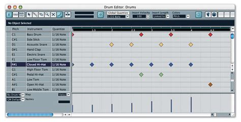 cubase drum pattern download cubase sx drum editor